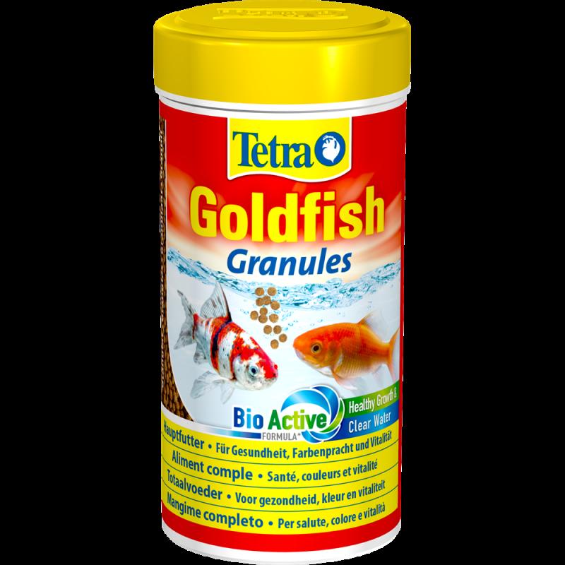 Tetra Goldfish Granules 250 ml à 4,16€ sur Barf-Food-France