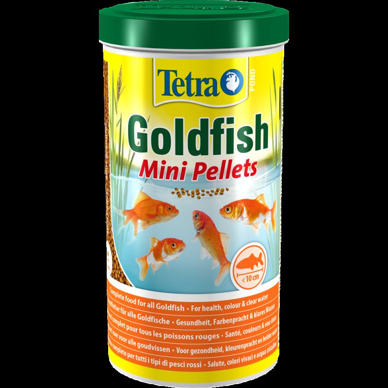 Tetra Goldfish Mini Pellets 100 ml à 1,99€ sur Barf-Food-France