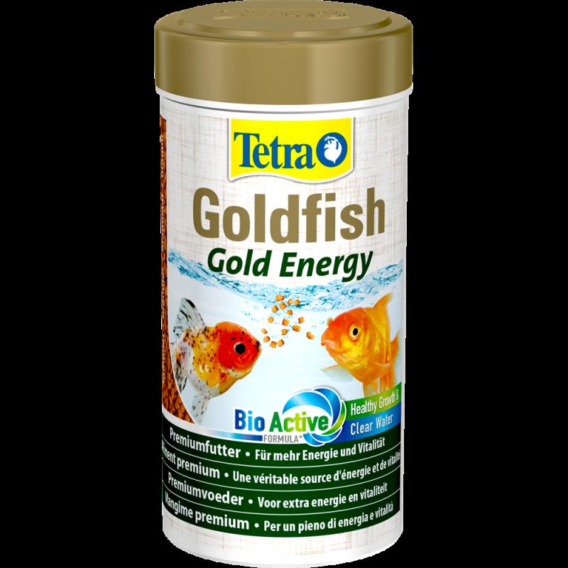 Tetra Goldfish Gold Energy 100 ml à 2,16€ sur Barf-Food-France