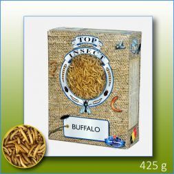 TOPINSECT Buffalo 1L/425g à 9,58€ sur Barf-Food-France