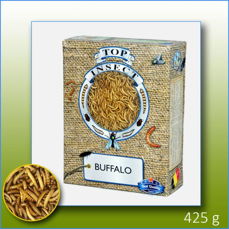 TOPINSECT Buffalo 1L/425g à 9,58 € sur Barf-Food-France