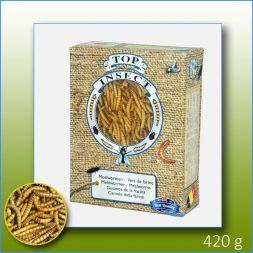 TOPINSECT Vers de farine 1L/420g à 7,91€ sur Barf-Food-France