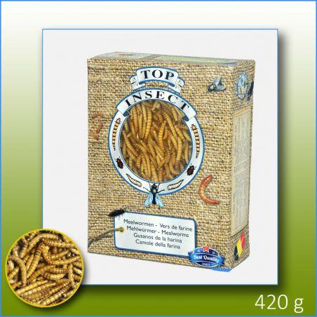 TOPINSECT Vers de farine 1L/420g