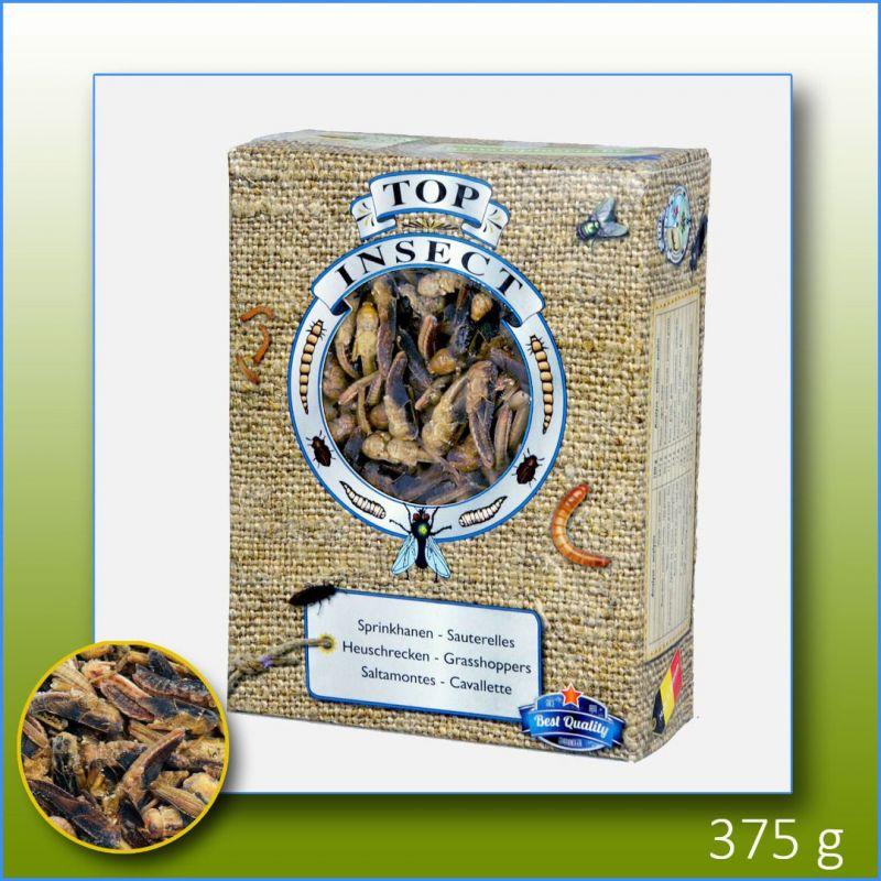 TOPINSECT Sauterelles 1L/375g à 30,83€ sur Barf-Food-France