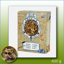 TOPINSECT Grillons 1L/400g à 16,08 € sur Barf-Food-France