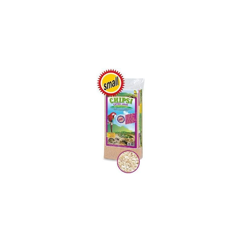 Hetre broye 3 mm/15 kg chipsi extra small à 12,41 € sur Barf-Food-France
