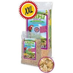 Hetre broye 8mm/3kg chipsi extra xxl à 3,33 € sur Barf-Food-France