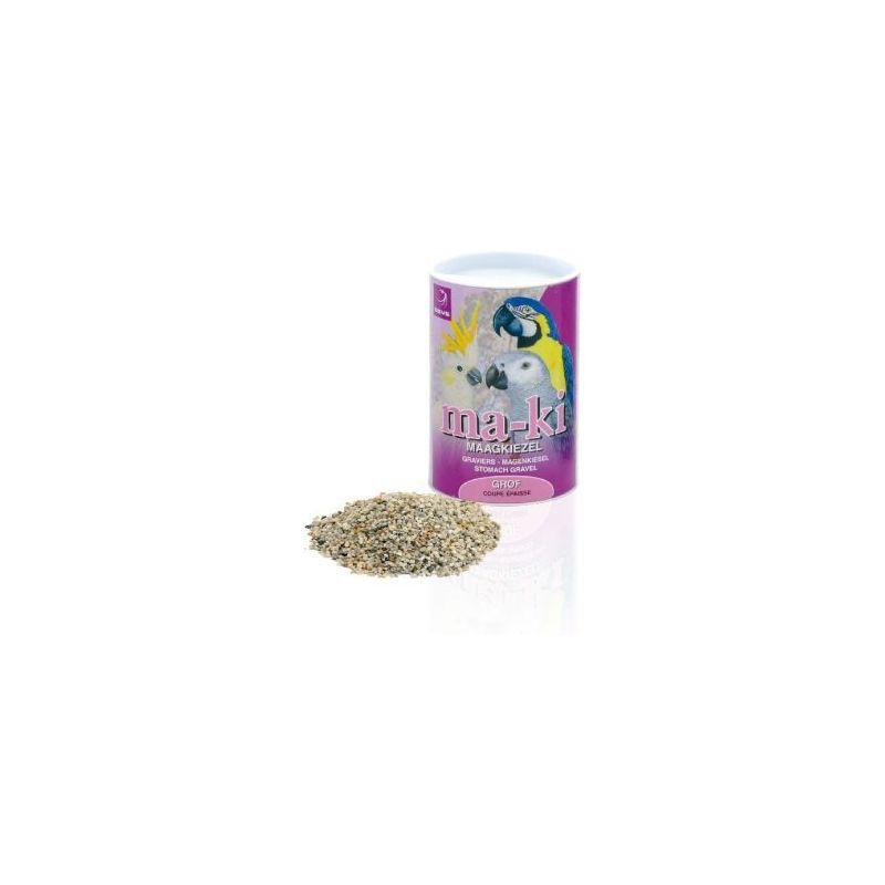 Grit maki gros perroquet 225gr à 2,41€ sur Barf-Food-France