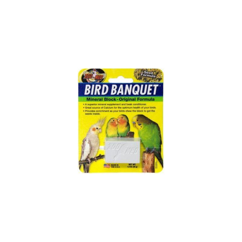 Bb-ose bird banquet/mineral/original small à 1,66€ sur Barf-Food-France