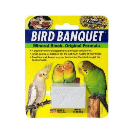 Bb-ose bird banquet/mineral/original small