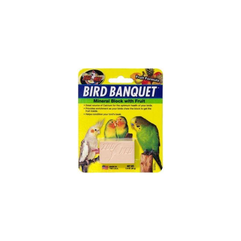 Bb-fse bird banquet/mineral/fruit small à 1,74€ sur Barf-Food-France