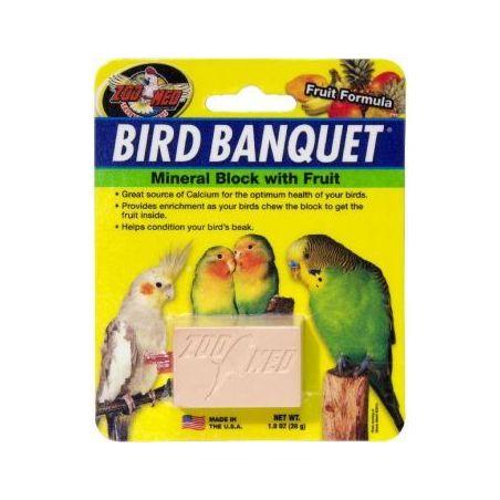 Bb-fse bird banquet/mineral/fruit small