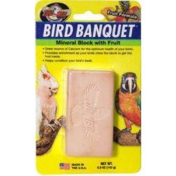 Bb-fle bird banquet/mineral/fruit large à 3,74€ sur Barf-Food-France