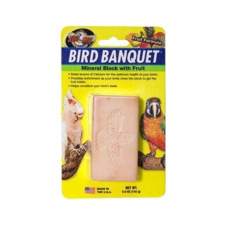 Bb-fle bird banquet/mineral/fruit large