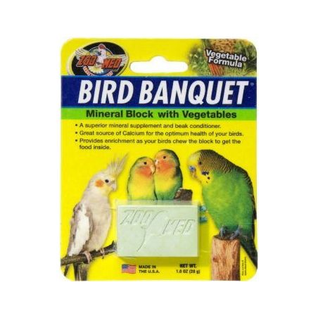 Bb-vse bird banquet/mineral/vegetable small