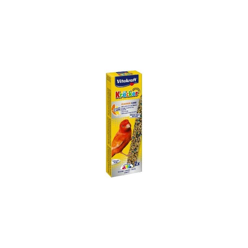 21221 kracker canari feather care x2 mue à 2,16 € sur Barf-Food-France