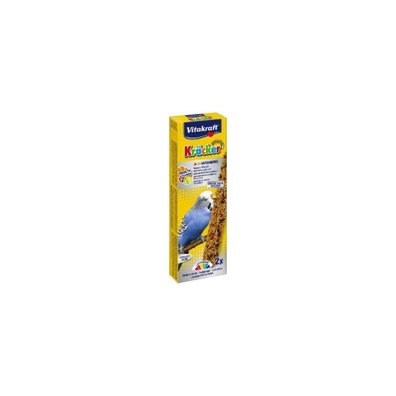 29091 kracker perruche x2 multi vitamine à 2,16 € sur Barf-Food-France