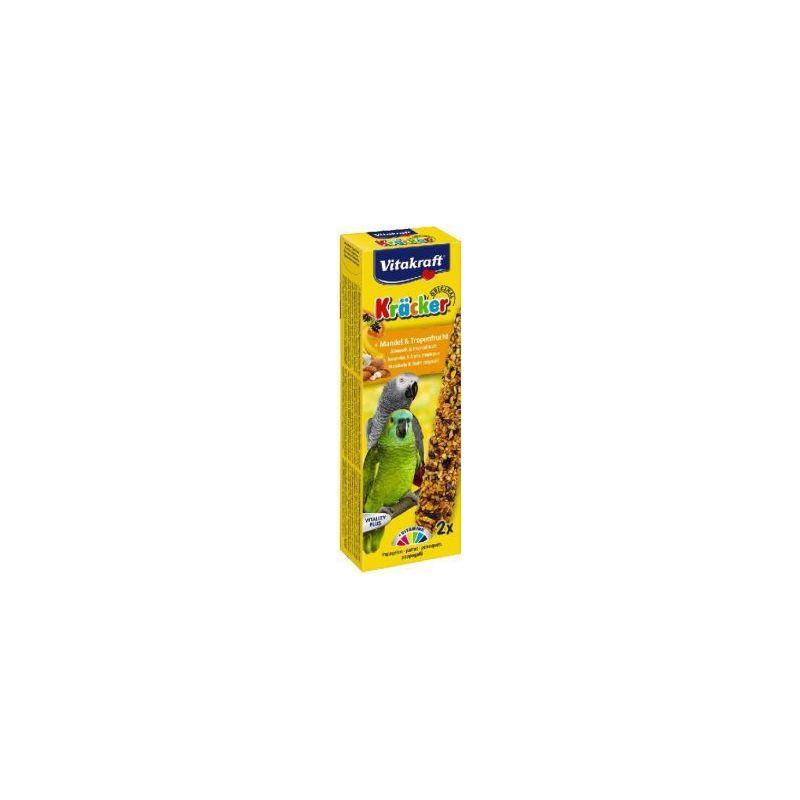 21296 kracker perroquetx2 amandfruit exotique à 4,66€ sur Barf-Food-France