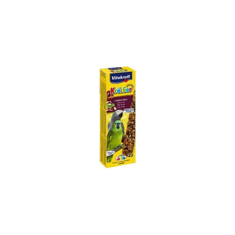 21290 kracker perroquetx2 datte noix à 4,66€ sur Barf-Food-France