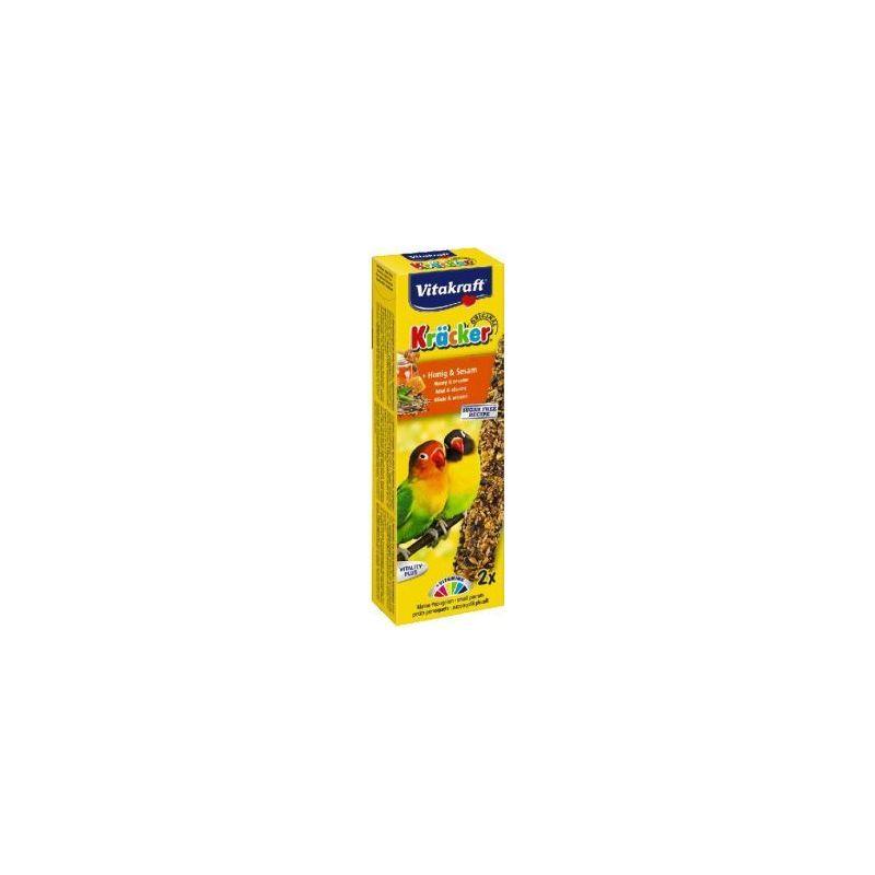 21288 kracker inseparable x2 miel sesame à 4,66€ sur Barf-Food-France