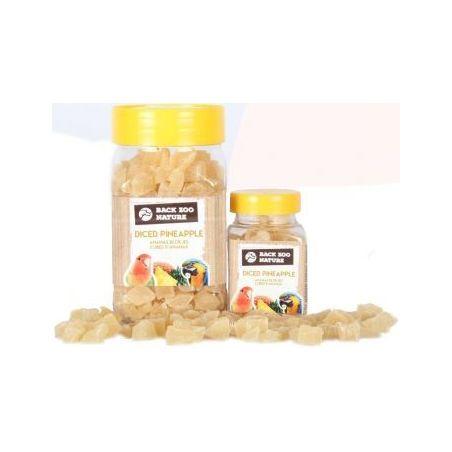 Diced pineapple parrot treat 350ml/280g
