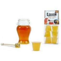 Coupe de fruit miel x6 à 2,99€ sur Barf-Food-France