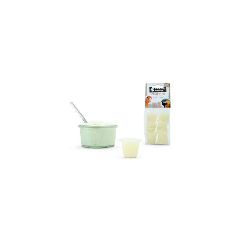 Coupe de fruit yaourt x6 à 2,99€ sur Barf-Food-France