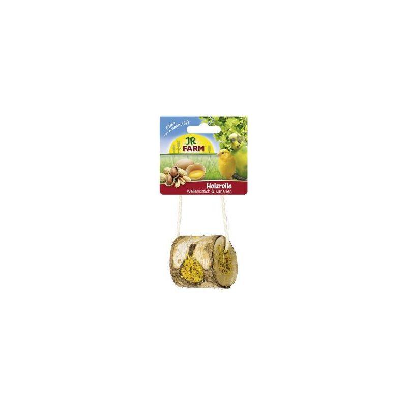 10977 jr birds rondin de bois-canari+perruche  à 5,74€ sur Barf-Food-France