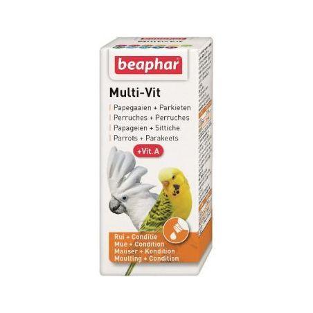 16104 multi-vit perroquet 20 ml+vitamine a