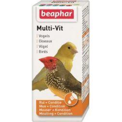 16101 multi-vit oiseaux 20 ml à 7,49€ sur Barf-Food-France