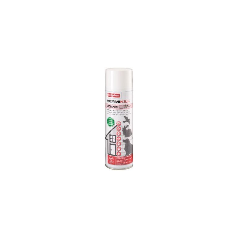 20345 vermikill combi spray anim.+envir.400ml à 15,99 € sur Barf-Food-France