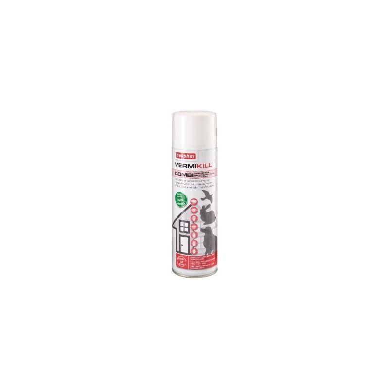 20345 vermikill combi spray anim.+envir.400ml à 15,99€ sur Barf-Food-France