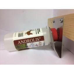 Fixation pour flacon distributeur androlis/ta à 3,58€ sur Barf-Food-France