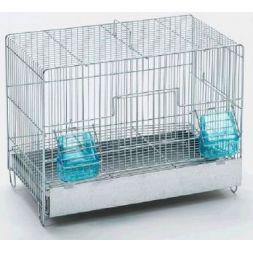Cova 42 cm cage d'elevage metale / 42*25*31 à 22,83€ sur Barf-Food-France