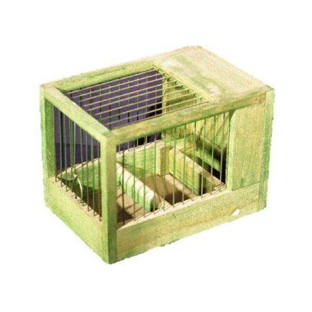Petite cage verte/ 21*15.5*14.5