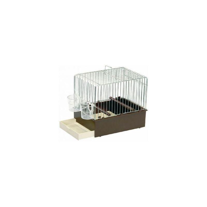 020 /cage de chant plast /24*16*20 à 16,99€ sur Barf-Food-France