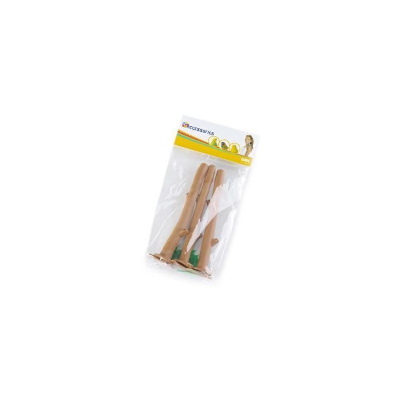 Twiggy perchoir plast.*3 5951 à 4,08€ sur Barf-Food-France