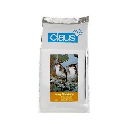 Claus brune 500 gr.