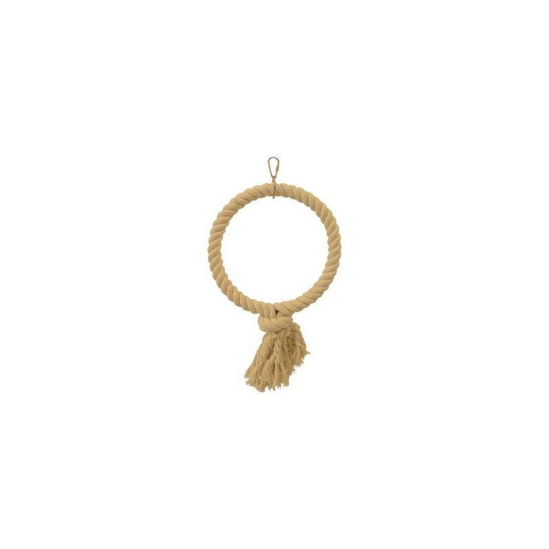 127105 anneau coton diam 22 cm à 5,08€ sur Barf-Food-France