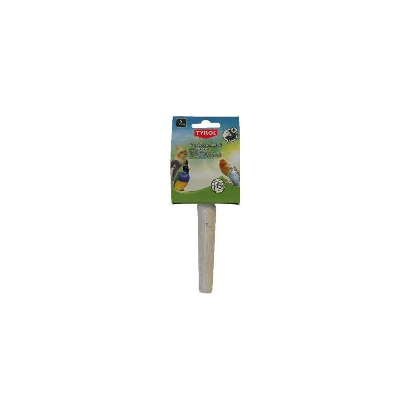 869103 perchoir droit 12.5cm mineraltyrol à 2,58 € sur Barf-Food-France