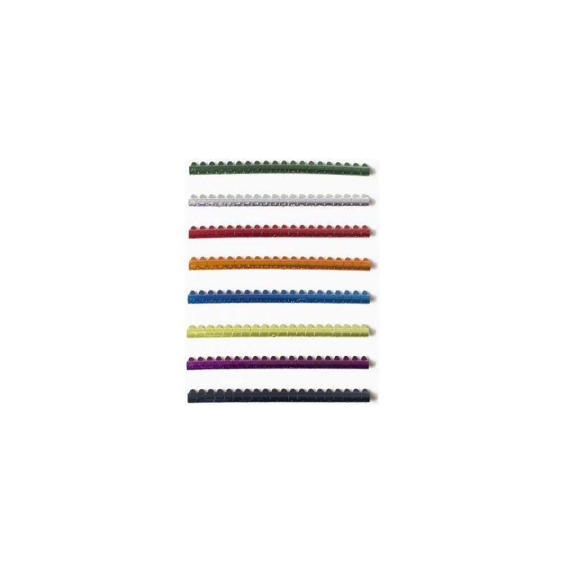 Bague perruches colorees clip 4 mm à 0,08€ sur Barf-Food-France