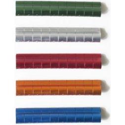 Bague grandes perruches colorees 6 mm à 0,16€ sur Barf-Food-France