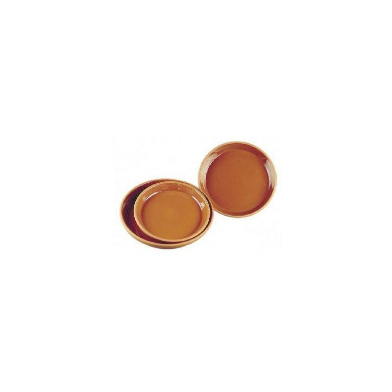 Ecuelle vernie 18 cm/20cm à 2,74€ sur Barf-Food-France