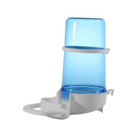321 fontaine bari bleu+perchoir 400ml