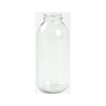 Bocal en verre pour lampe mineur