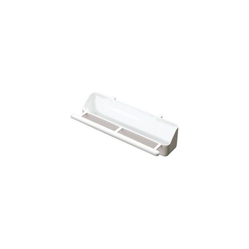003 /mangeoire voliere + perchoir /18 cm à 1,16€ sur Barf-Food-France