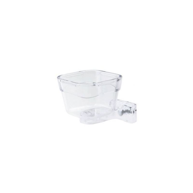 253 /mangeoire ara mini /9*9*6.5cm à 6,74 € sur Barf-Food-France