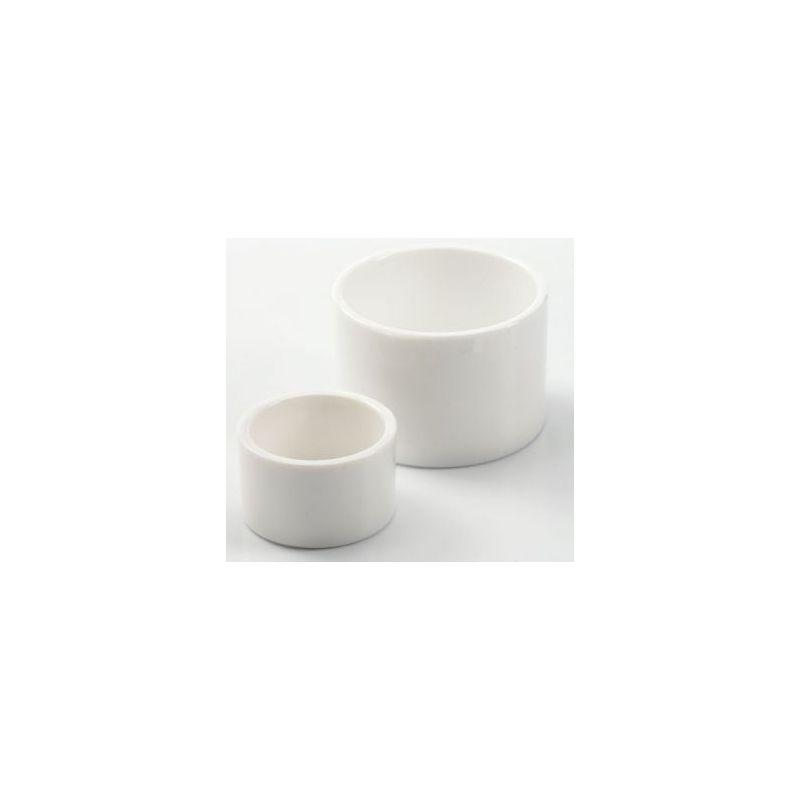 10217 grand pot rond blanc à 0,99€ sur Barf-Food-France