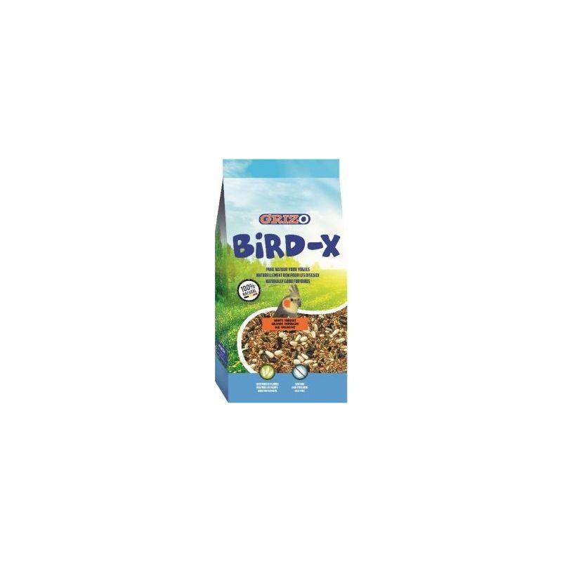 MELANGE GRANDE PERRUCHE sac 2,5 kg à 4,41€ sur Barf-Food-France