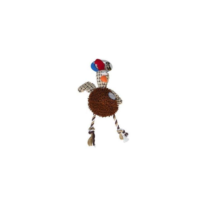 043431 jouet poule qui glousse 26cm à 7,08€ sur Barf-Food-France